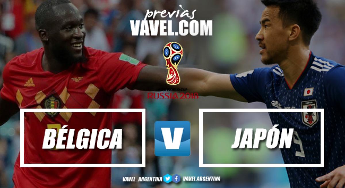 Previa Bélgica - Japón: ¿lógica o batacazo?