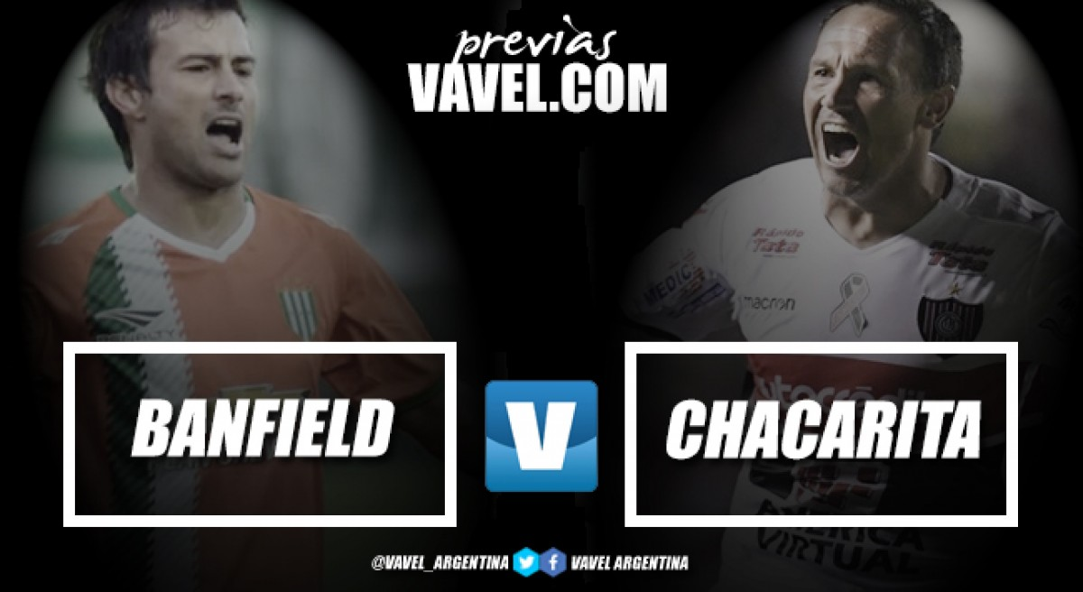 Previa Banfield - Chacarita: prueba de juveniles en la Superliga