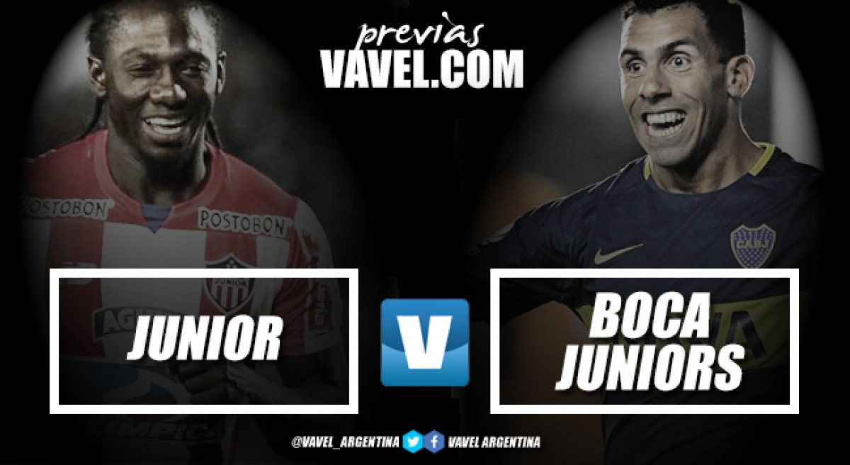 Previa Junior - Boca Juniors: sin margen de error