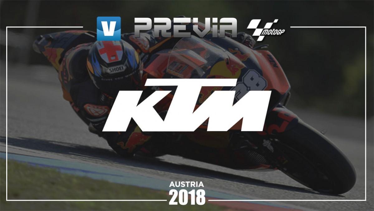 Previa KTM GP de Austria: su Gran Premio más difícil