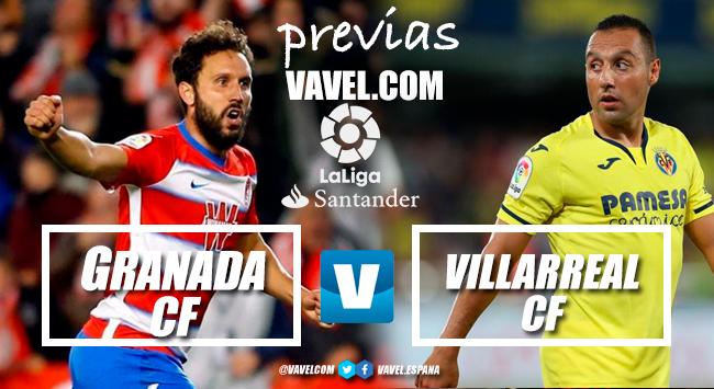 Previa Granada CF - Villarreal CF: duelo por el sueño de Europa