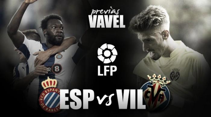 Espanyol - Villarreal: duelo de necesidades distintas