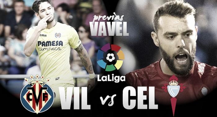 Previa Villarreal – Celta de Vigo:Duelo de Europa League en La Liga