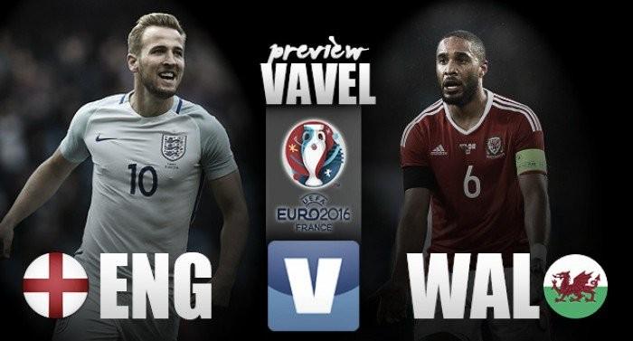Euro 2016, gruppo B: a Lens il derby della Gran Bretagna, in campo Inghilterra e Galles
