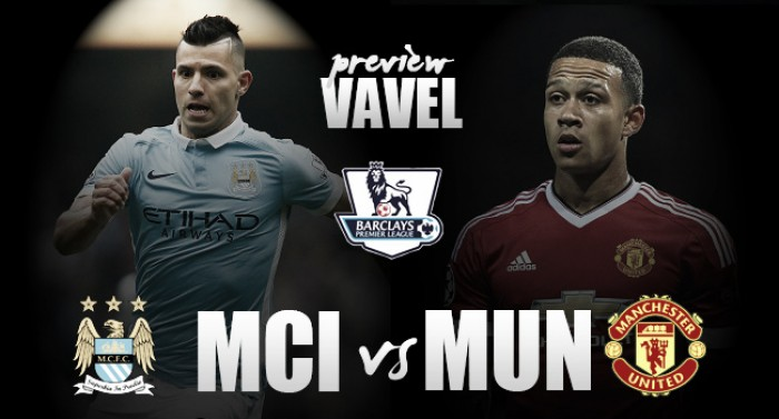 Manchester City - Manchester United Preview: Van Gaal in desperate need of a victory
