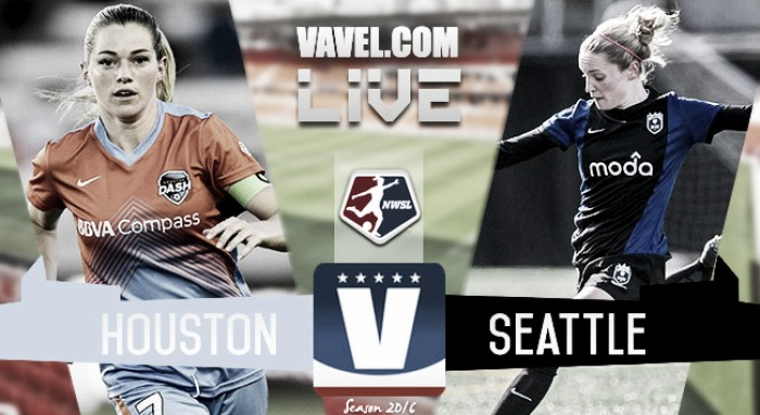 Houston Dash vs Seattle Reign Live Stream Result and Score of NWSL (0-0)