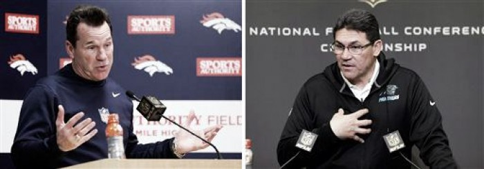 Los entrenadores de la Super Bowl