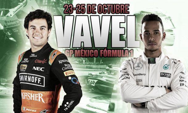 Live Gp del Messico in Formula 1 2015