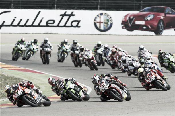 Descubre el Gran Premio de Holanda de Superbikes 2015