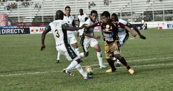 Resultado Deportes Tolima vs Equidad en vivo (1-0)