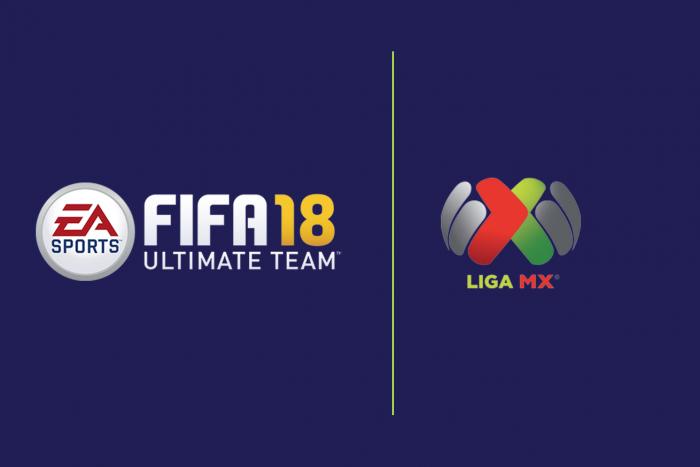 Los uniformes de la Liga MX en el FIFA 18