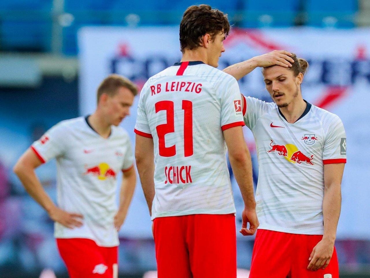 RB Leipzig Title Hopes Set Back After Draw To Freiburg