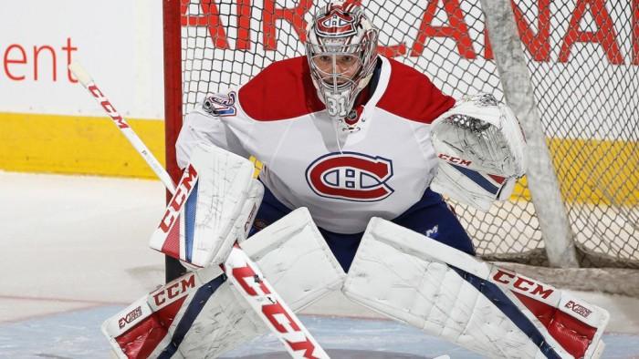 Montréal prolonge Carey Price pour huit années supplémentaires