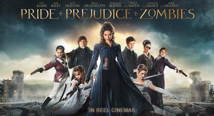 Crítica de 'Orgullo + Prejuicios + Zombis'
