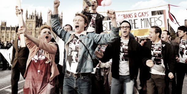 'Pride'sorprendeen los Premios del Cine Independiente Británico
