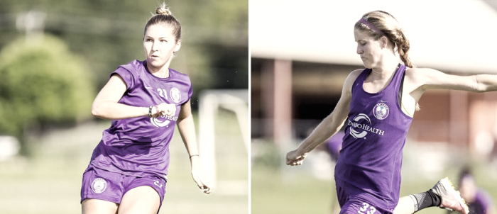 Orlando Pride sign Jo Blankenship and Jordan O'Brien