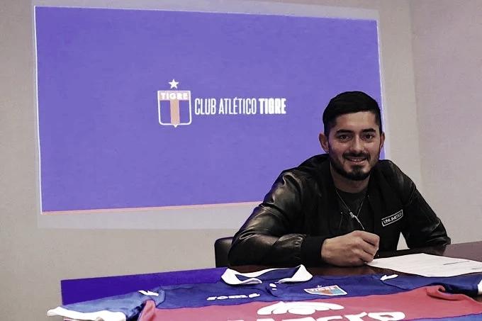 """Entrevista VAVEL Sebastián Prieto: """"Tigre es un equipo grande, es un gran desafío"""""""