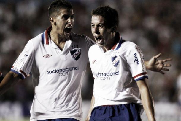 Libertadores: Nacional sufre pero avanza a la fase de grupos