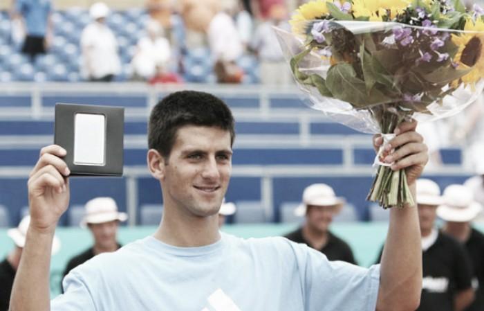 Chileno Nicolas Massu relembra primeiro título de Novak Djokovic, 10 anos depois
