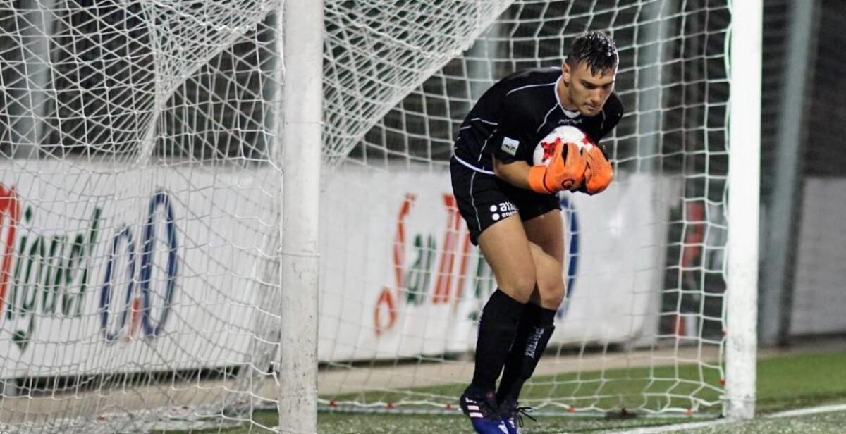 Ramón Juan cae lesionado