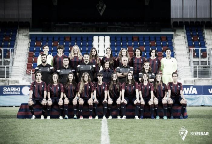 Eibar presentó el primer equipo femenino