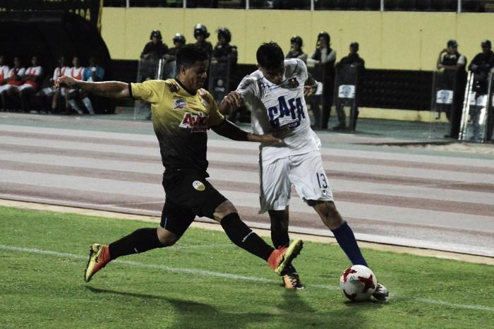 Evelio salvó al Zulia FC en Pueblo Nuevo