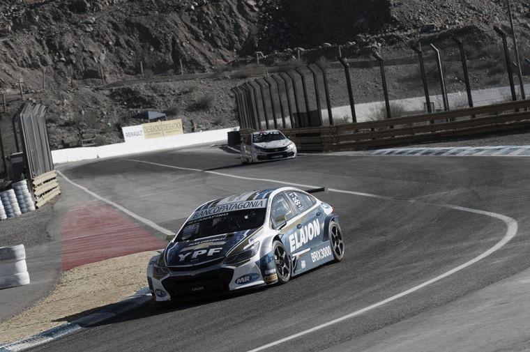 Súper TC2000: Primera pole del año de Agustín Canapino