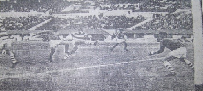 River - Deportivo Morón por tercera vez