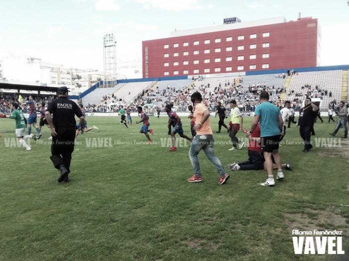 Fotos e imágenes del Extremadura UD 2-0 UB Conquense, vuelta fase 1 de ascenso a Segunda B
