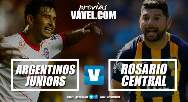 Rosario Central jugará contra Argentinos y buscará cortar la mala racha