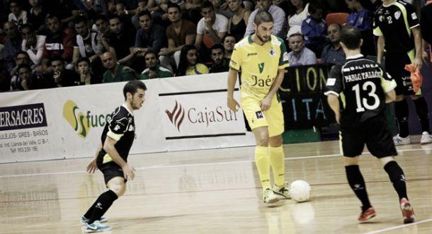 Jaén FS embarra el camino de Santiago