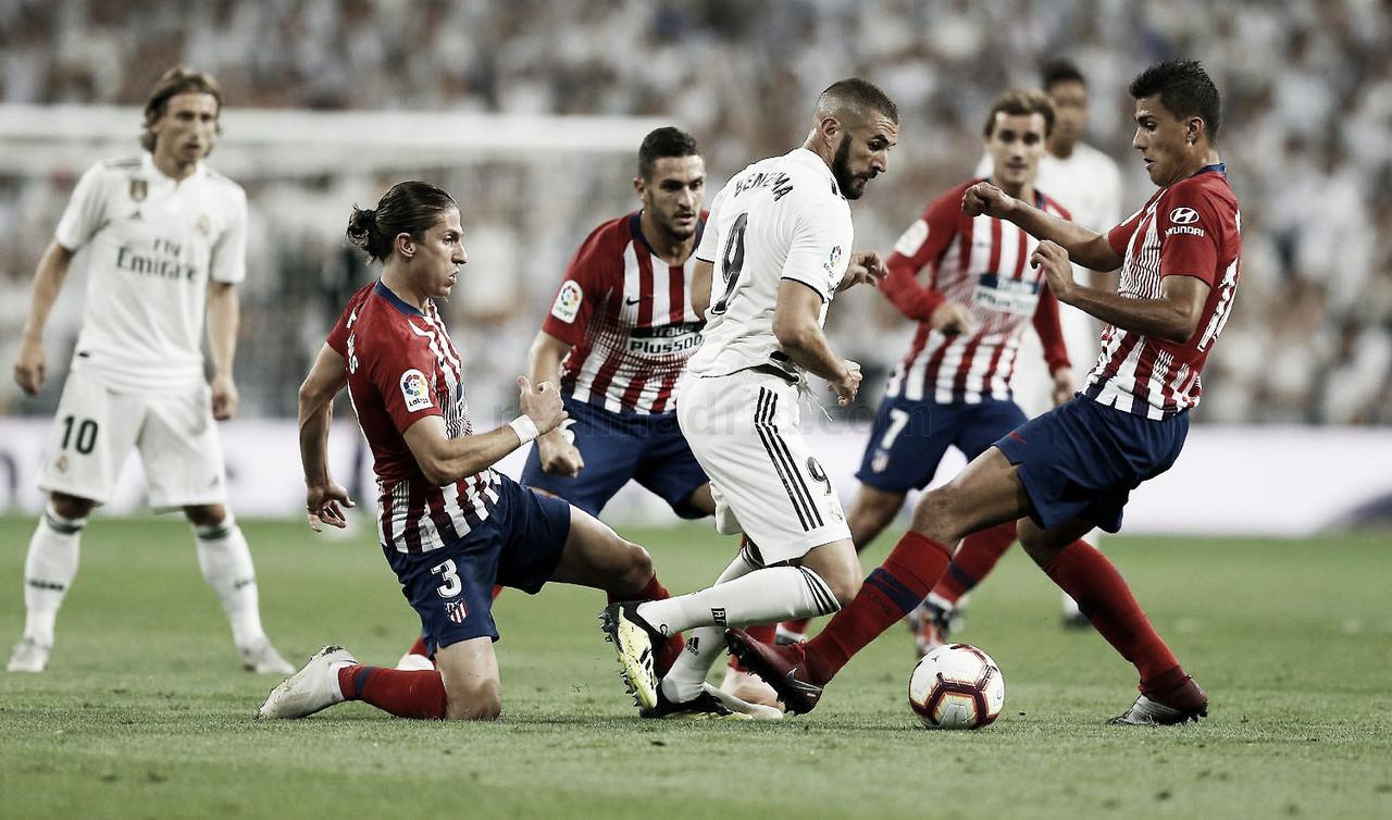 Análisis del Atlético de Madrid, un hueso duro de roer en el Metropolitano