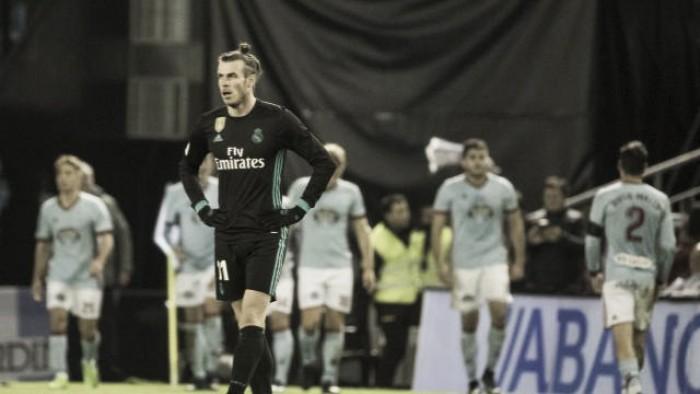 El Real Madrid empata en Balaídos y dice adios a La Liga