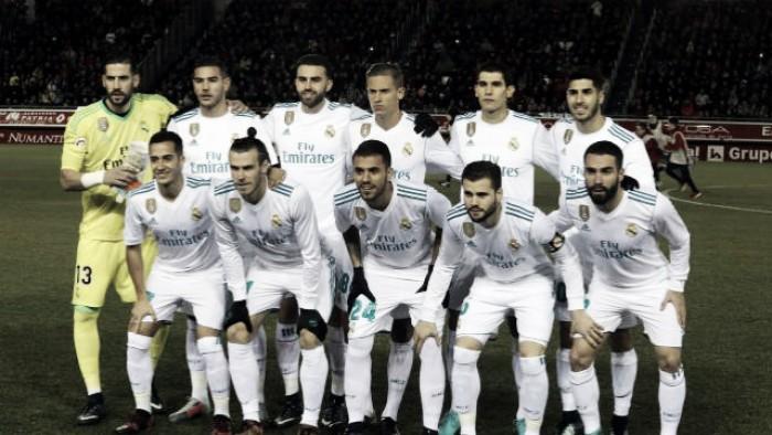 El Real Madrid deja encarrilado el pase a cuartos de la Copa del Rey