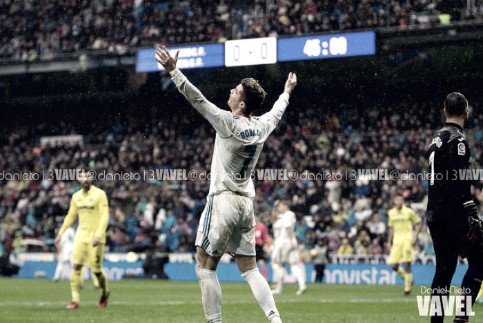 El Real Madrid toca fondo con la derrota ante el Villarreal