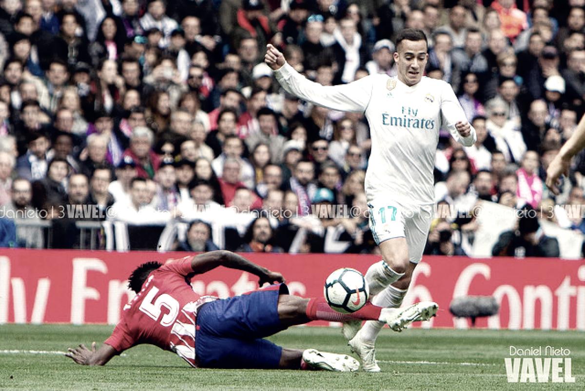 Un gran Real Madrid no puede derribar el muro rojiblanco