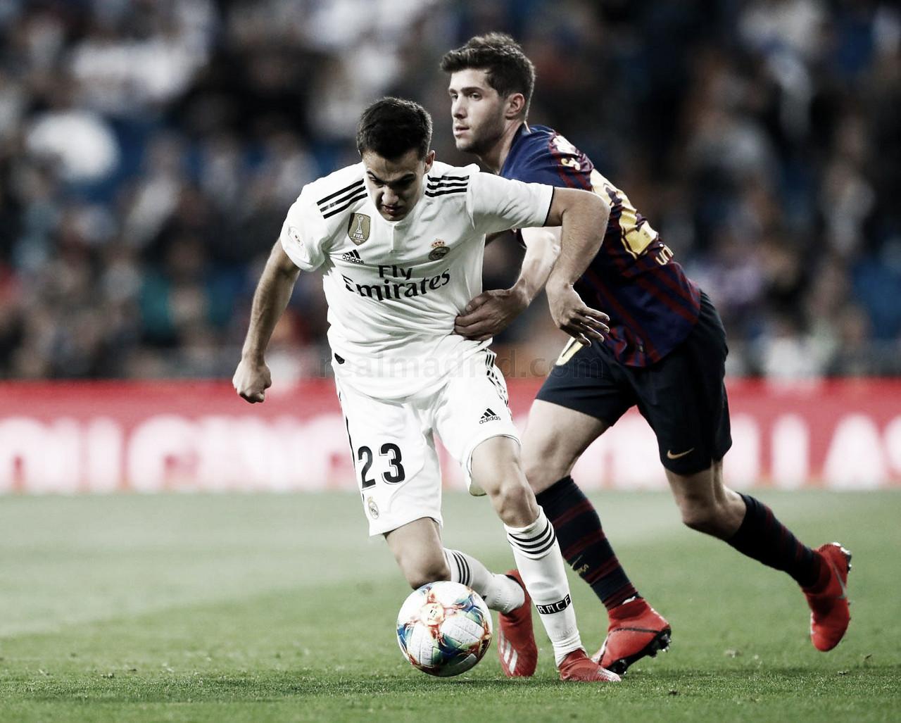 Un efectivo Barça se lleva el clásico ante un buen Real Madrid