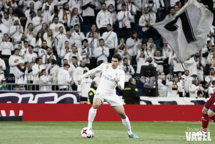Camiseta Real Madrid Vallejo