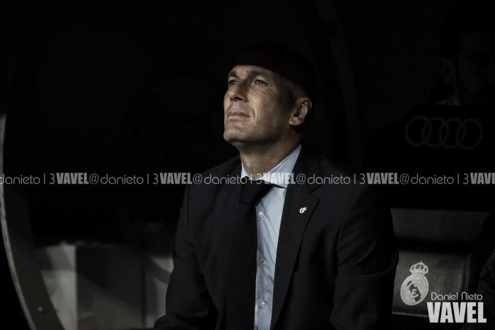 Zidane cumple dos años al mando del Real Madrid