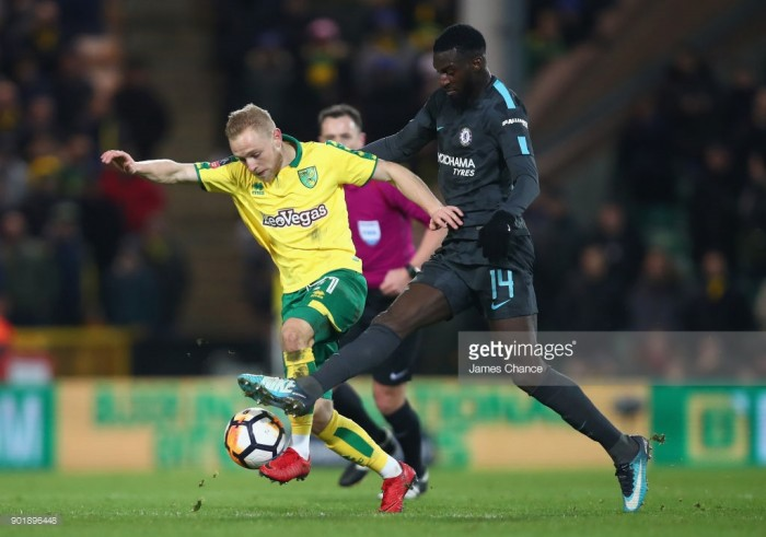 Huddersfield Town confirm signing of Alex Pritchard from Norwich City