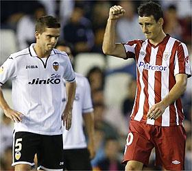 Valencia CF 3 - 2 Athletic de Bilbao, así lo vivimos