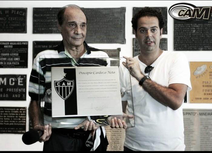 Técnico campeão com Atlético-MG, Procópio Cardozo relembra conquista da Copa Conmebol