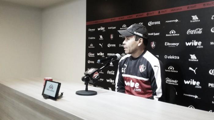 """José Guadalupe Cruz: """"Tenemos un equipo muy competitivo"""""""
