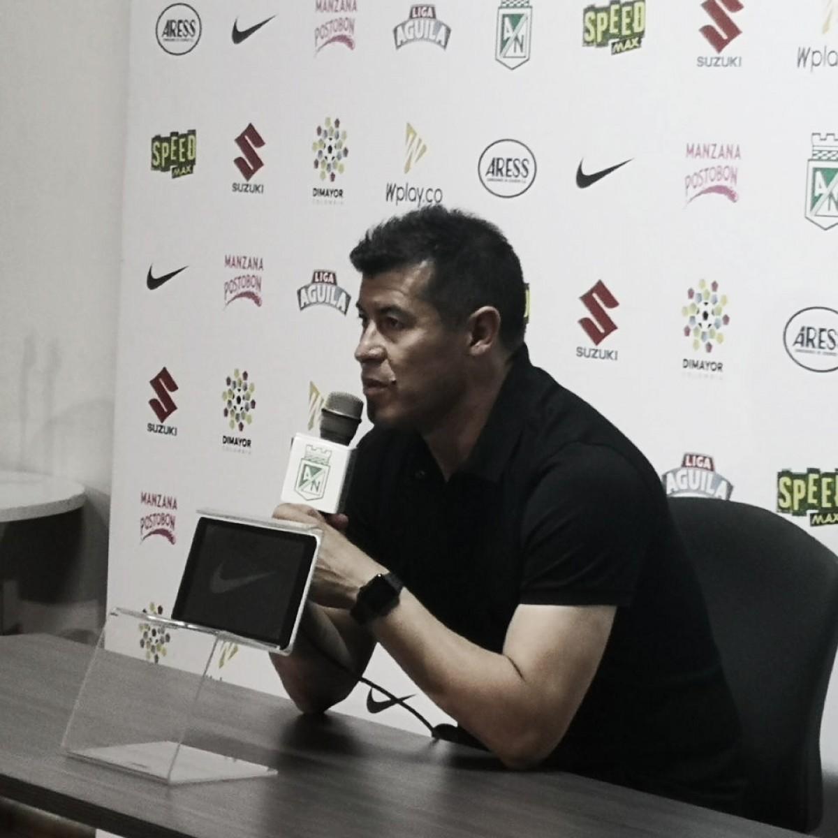 """Jorge Almirón: """"Viene una de las partes más lindas del campeonato"""""""