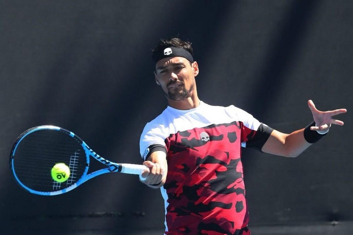 ATP Bastad - Fognini in semifinale, fuori Bolelli