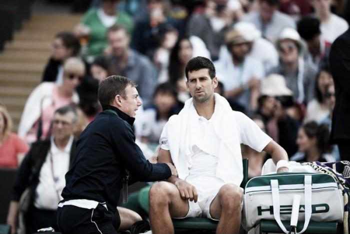 ATP - Djokovic, il gomito chiama. Stagione a rischio