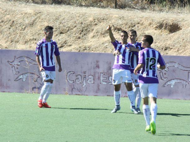 Racing de Ferrol - Real Valladolid Promesas: prueba de altura para el filial pucelano