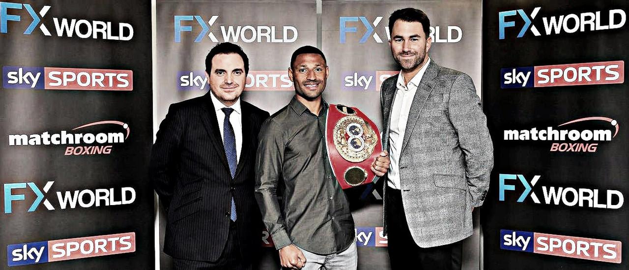 Matchroom Boxing, promotora del año