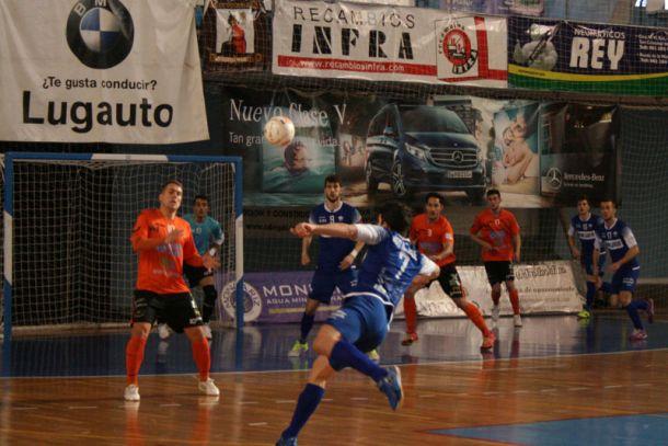 Prone Lugo cae ante Burela (3-7) y consuma su descenso