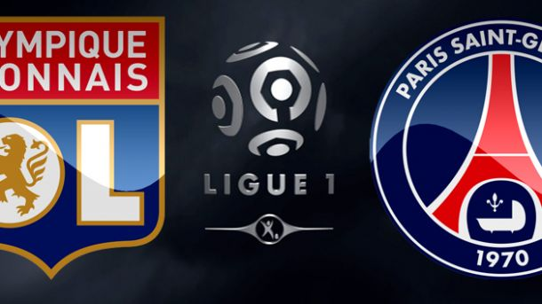 Live Ligue 1 Paris St-Germain - Olympique Lyonnais